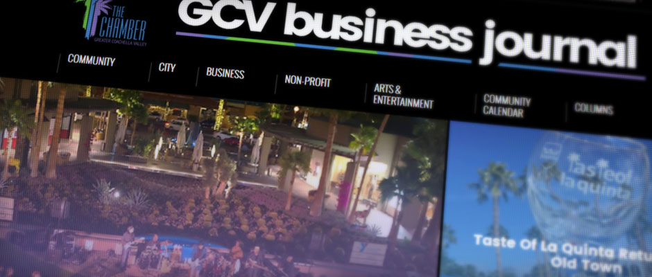Greater Coachella Valley Business Journal